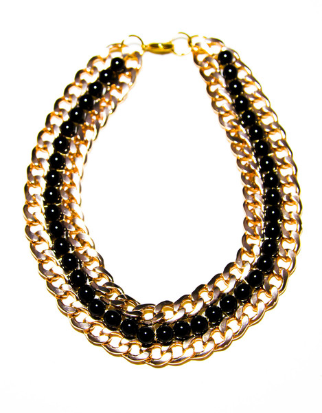 Empress Necklace Onyx