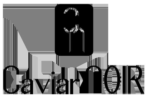 Logo Caviar Noir
