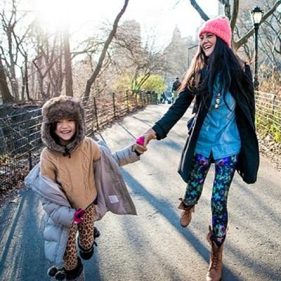 Sarah and Kaya